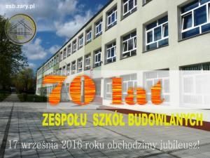 70-lecie JUBILEUSZ