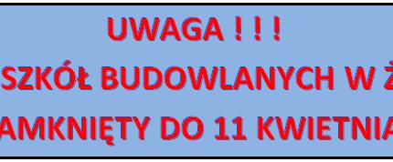 UWAGA ! ! !